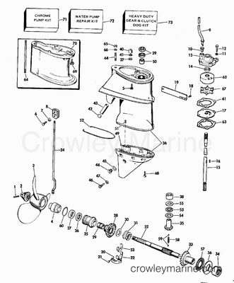 Mercury Trim Switch Replacement