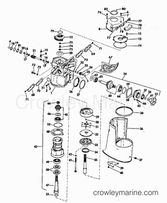 2000 Yamaha Gp1200 Starter Motor Exploded Diagram And Parts