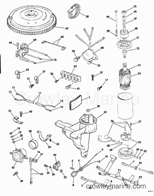 Nissan Outboard Motor Repair likewise Evinrude 15 Hp Electric Start Wiring Diagram in addition 30 Hp Mercury Wiring Diagrams further  on 1984 mercury 35 key switch wiring