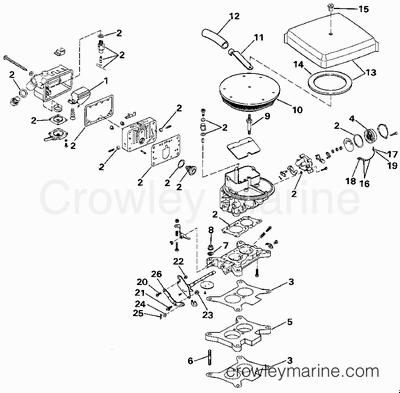 Mechanical Fuel Pump Help