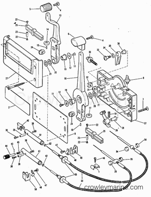 on ignition wiring diagram johnson outboard