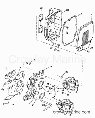 Omc Ignition Switch Diagram