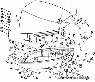 johnson outboard motor manual free download