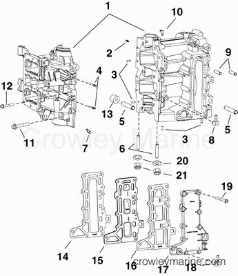 inboard engine cooling system diagrams engine lights