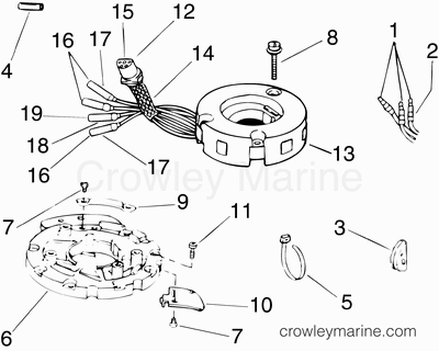 2005 2010 rigging parts accessories electrical system parts lookup crowley marine