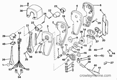 Wiring Harness For Yamaha Outboard Motor