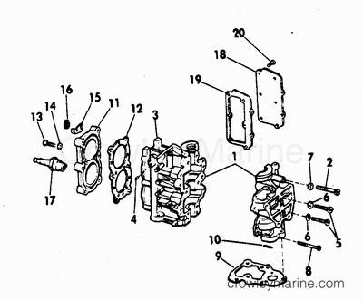 1075 also Yamaha 225 Three Wheeler Parts Wiring as well 4623 together with 55 Hp Force Wiring Diagram together with 2 Hp Motor Starter Wiring Diagram. on yamaha outboard wiring diagram starter