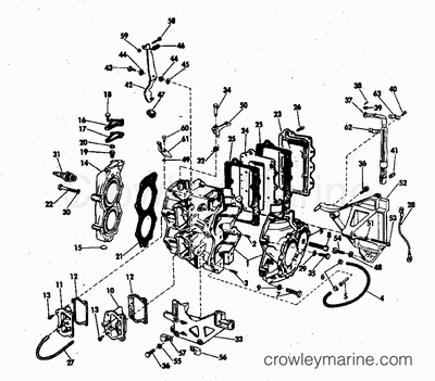 324 in addition sterndrive info sitebuildercontent sitebuilderpictures Mercury Outboard Parts 6 8 9 9 10 15 Hp besides 9104 in addition Engine alignment as well 5647. on omc exhaust diagram