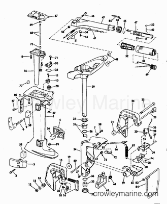 Marine Fuel Tank Parts
