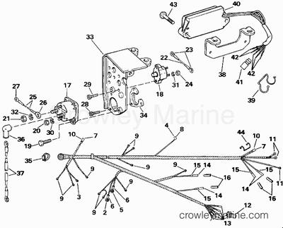 Chrysler Marine Wiring Diagram