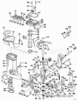 johnson starter solenoid wiring diagram with 5619 on 8452 together with 85 Ranger Ignition Wiring Diagram in addition 521 in addition 1511 besides 5619.
