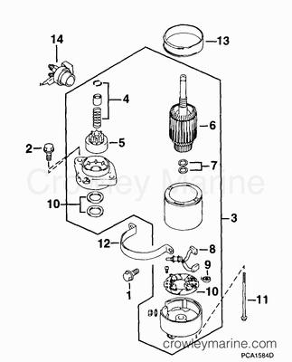 High Pressure Fuel Pump Yamaha