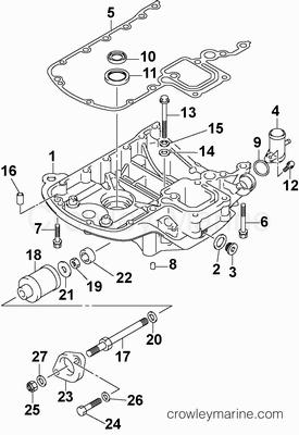 Yamaha Outboard Engine Harness