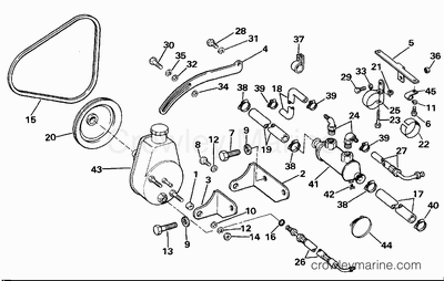 boatparts furthermore boatparts likewise 493 as well 382 besides 1973 Glastron Wiring Diagram. on outboard motor shifter