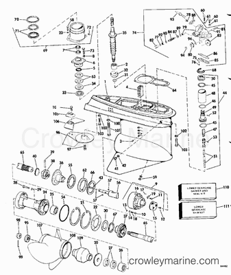 50 Hp Force Wiring Diagram on brp ignition switch wiring diagram