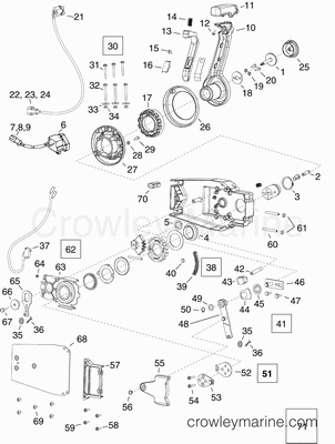 brp ignition switch wiring diagram with Evinrude E Tec Remote Control Diagram on Evinrude Tilt And Trim Diagrams further 5949 in addition Evinrude Vro Wiring Diagram besides El Falcon Wiring Diagram additionally Omc Ignition Wiring Diagram.