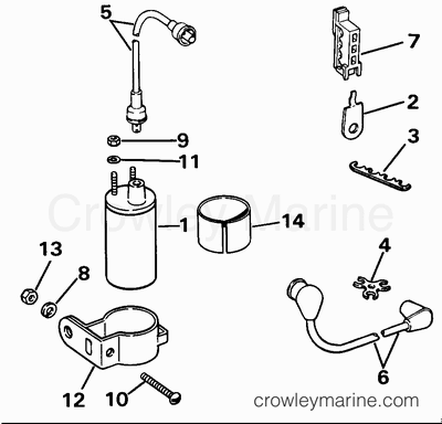 Evinrude Outboard Throttle Diagram further Wiring Diagram Motorguide Trolling Motor besides How To Test Blend Door Wire Harness as well Mercruiser Throttle Trim Switch as well Showthread. on omc wire harness diagram