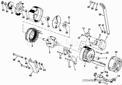 130   Taurus Alt Wiring Question 969169 together with Cat 3126 Alternator Wiring also Over Charging Even With A New Alternator further Ac Car Alternators moreover Datsun Voltage Regulator Wiring Diagram. on 2 wire delco alternator wiring diagram