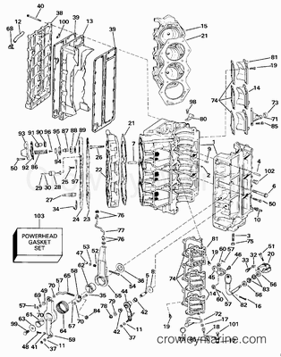 1966 Johnson Outboard Wiring Diagram