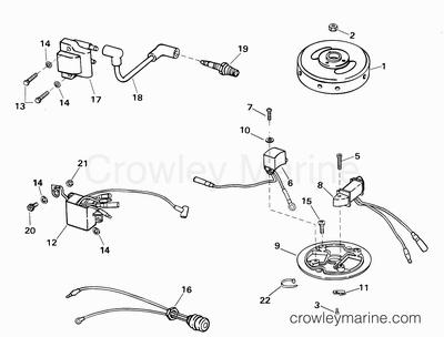 Electric Motor Armature Diagram