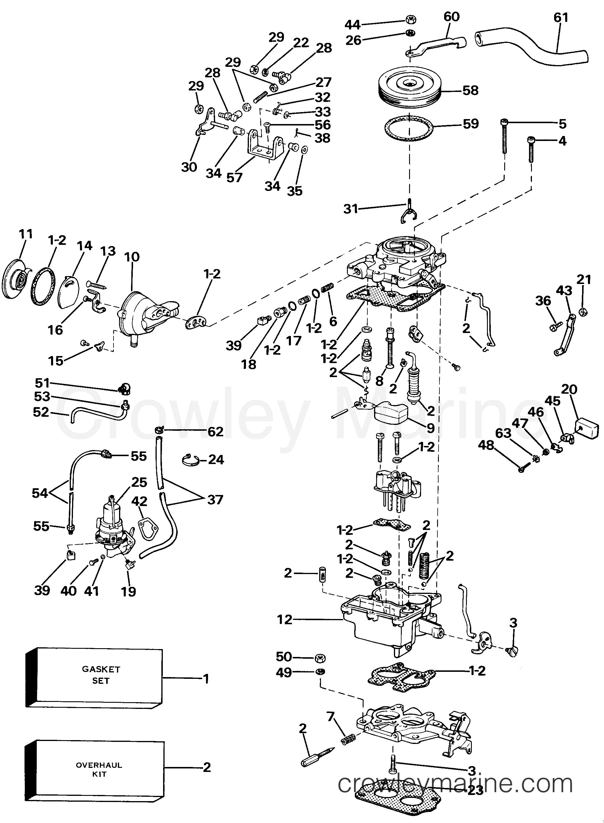 carburetor  u0026 fuel pump