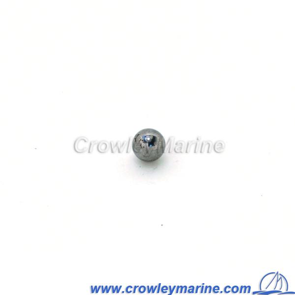 Detent Ball, starboard-0160084