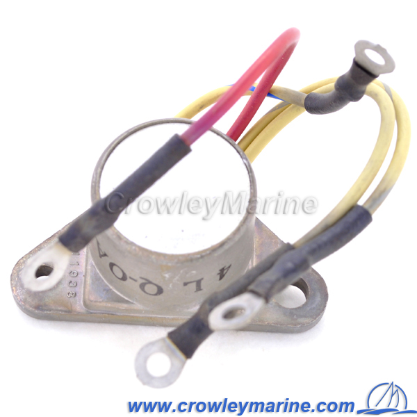 Rectifier & Lead Assembly Housing-0581778
