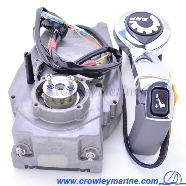 5006561 Remote Control Concealed Side Mount With Power Trim Johnson Evinrude Omc Crowley Marine