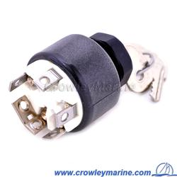 Ignition Switch -73 Series Outboard