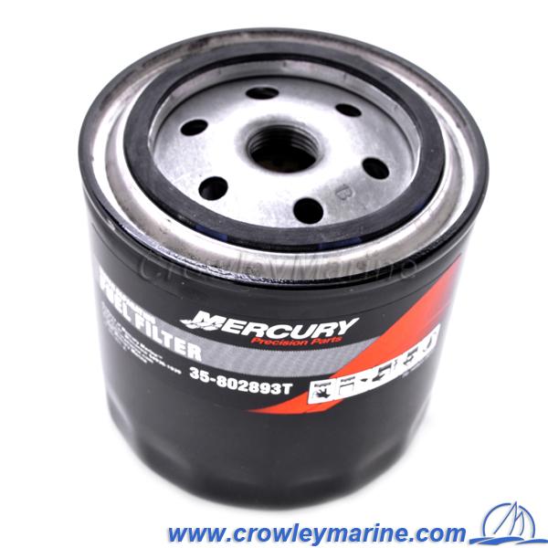 Water Separating Fuel Filter (Mercury Brand)-802893T