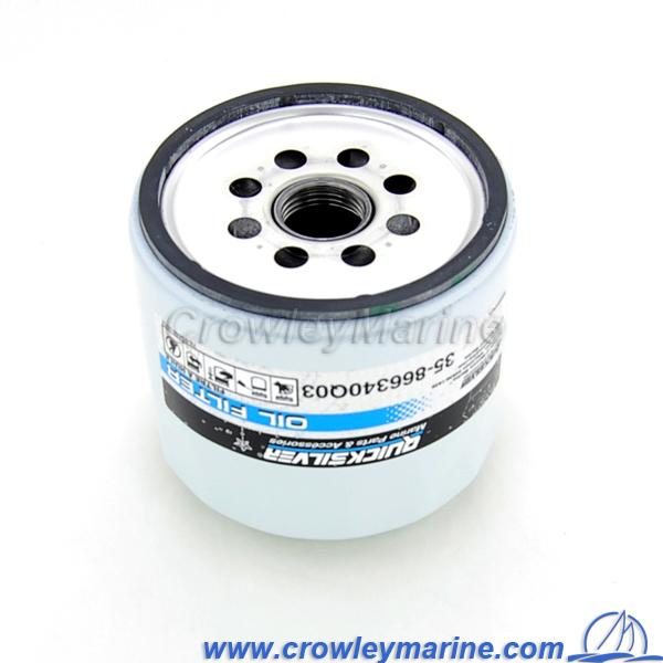 Oil Filter (Quicksilver Brand)-866340Q03