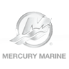 8M0048257 - Mercury Racing Decal