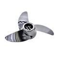 MAF12415T - 3 Blade Nylon - 3.5 Inch - Machete - Taper Hub Propeller