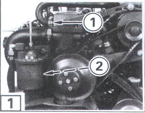 Omc Winterize on Omc Fuel Filter Location