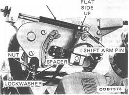 Omc Stringer Shift Converter Installation Crowley Marine