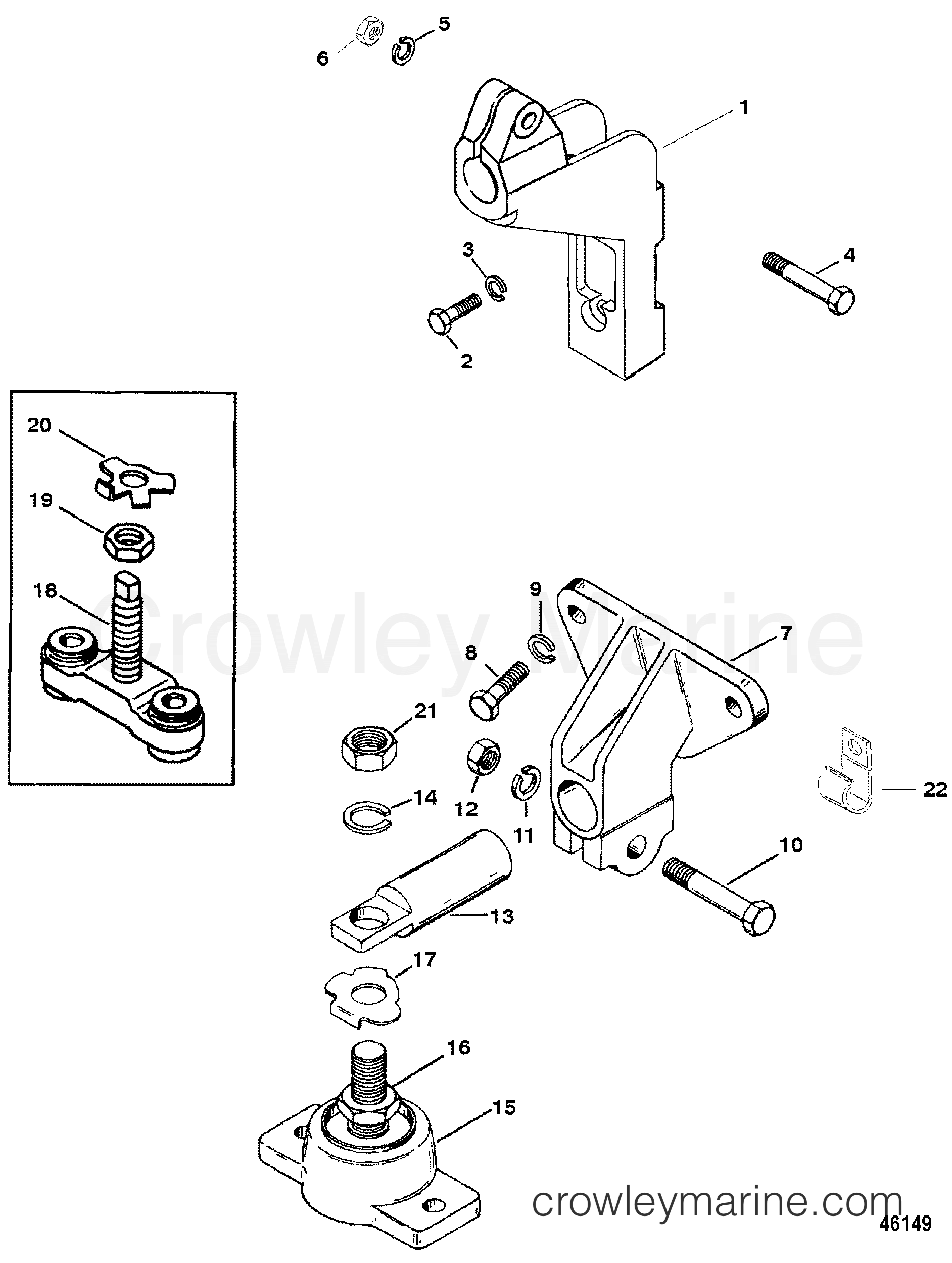 1997 Mercury Power Seat Diagram Electrical Wiring Diagrams 97 Tracer Engine Transmission And Mounting Inboard 5 7l 1965 Comet