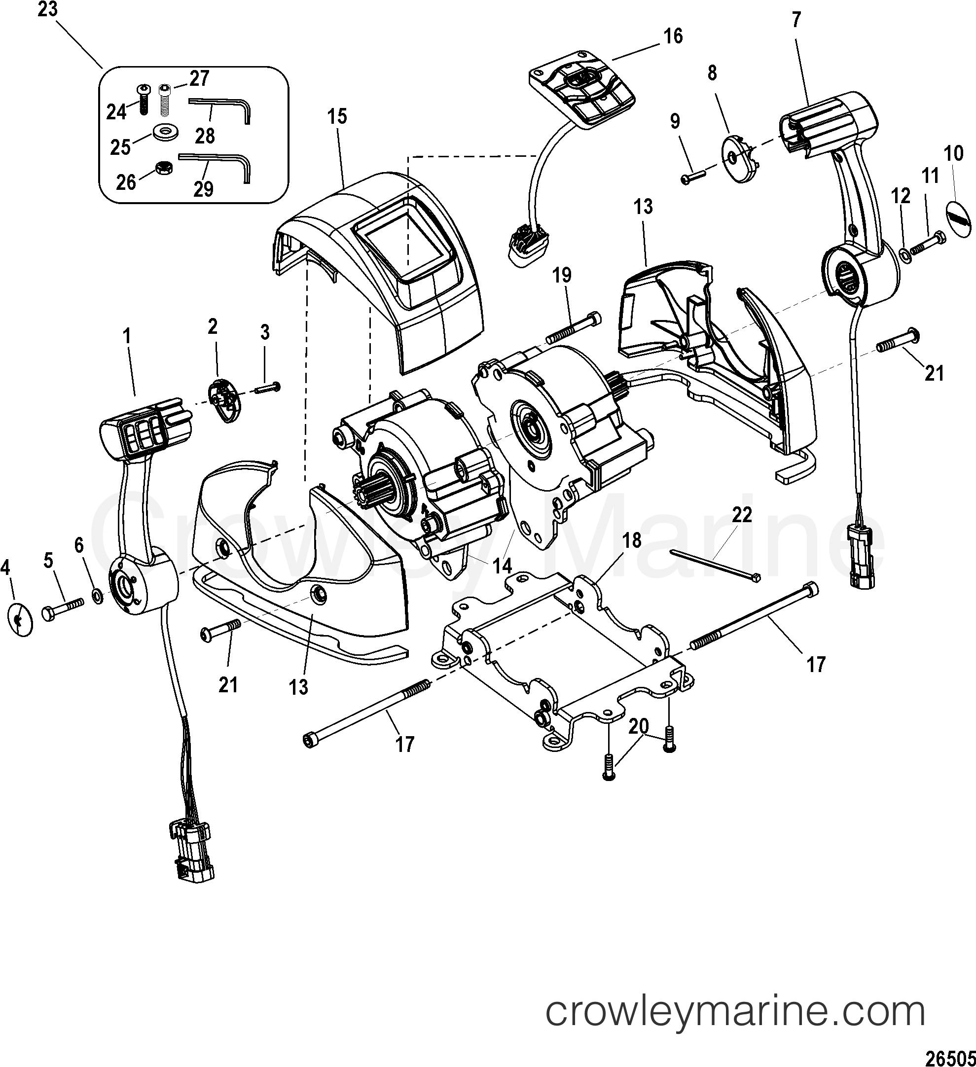 Mercruiser Dts Wiring Diagram