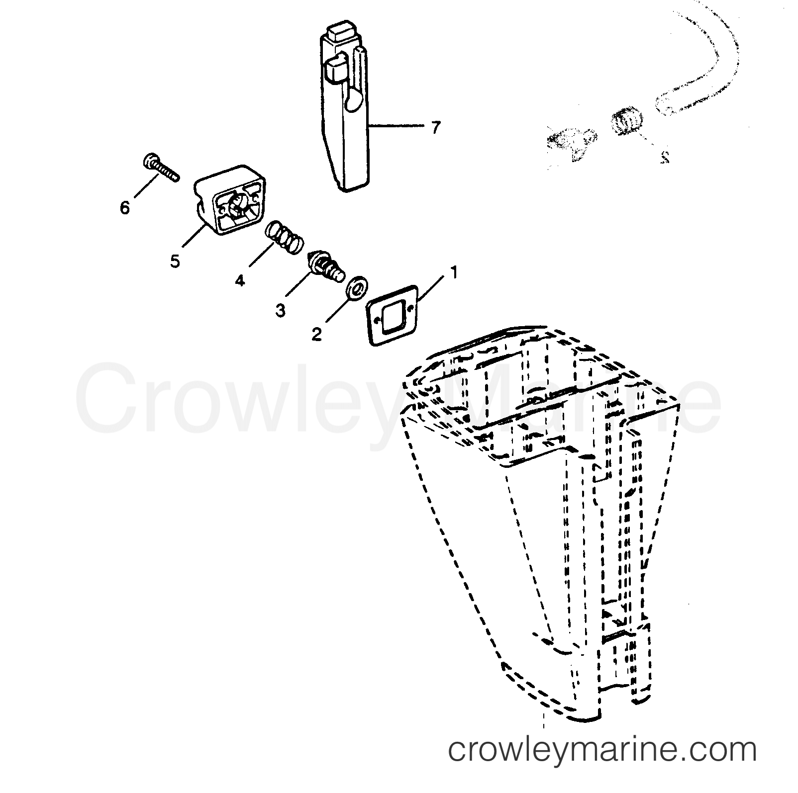 Force Outboard Thermostat Diagram Free Wiring For You Mercury Diagrams 1991 9 H0093s91a A Crowley Marine Rh Crowleymarine Com Air Conditioner