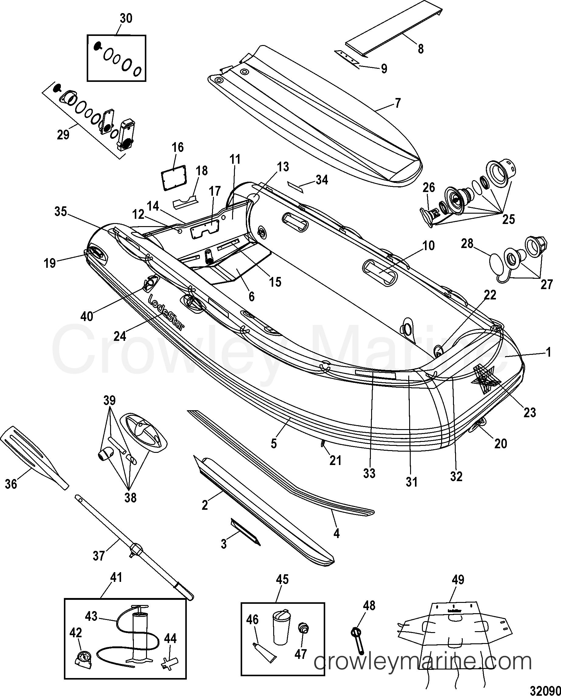 trimax 3d-v models 340