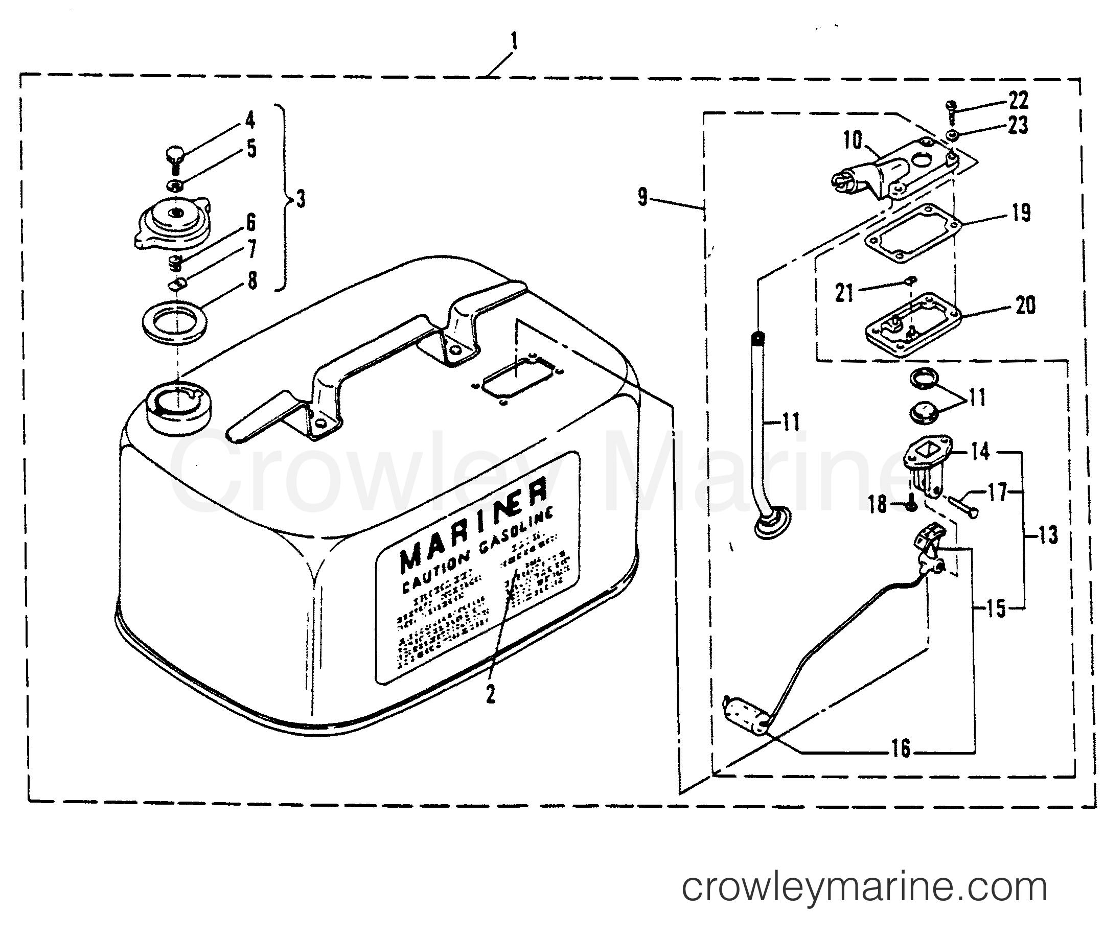 Fuel Tank Not Original Equipment Tank Serial Range