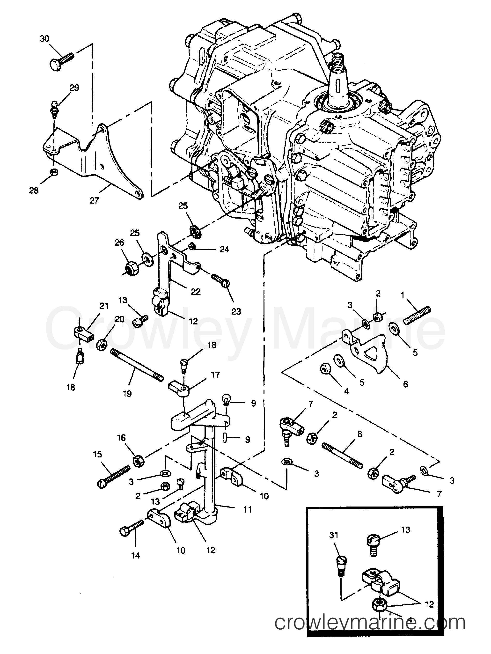 A9Wo1A1Y diagram of 1990 mercury marine mercury outboard 12004120d fuel pump