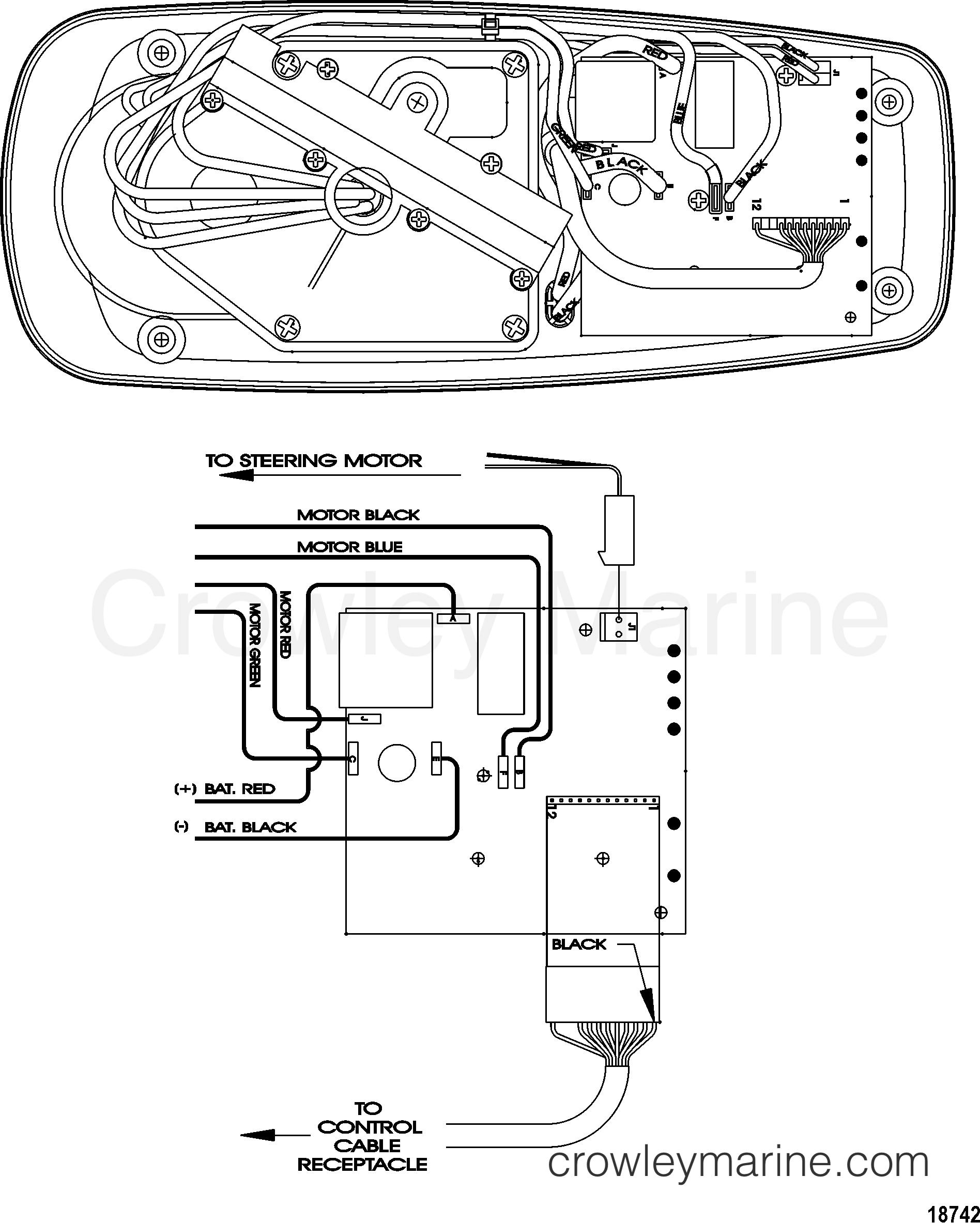 Wire Diagram Model L52es    Ag52es   12 Volt