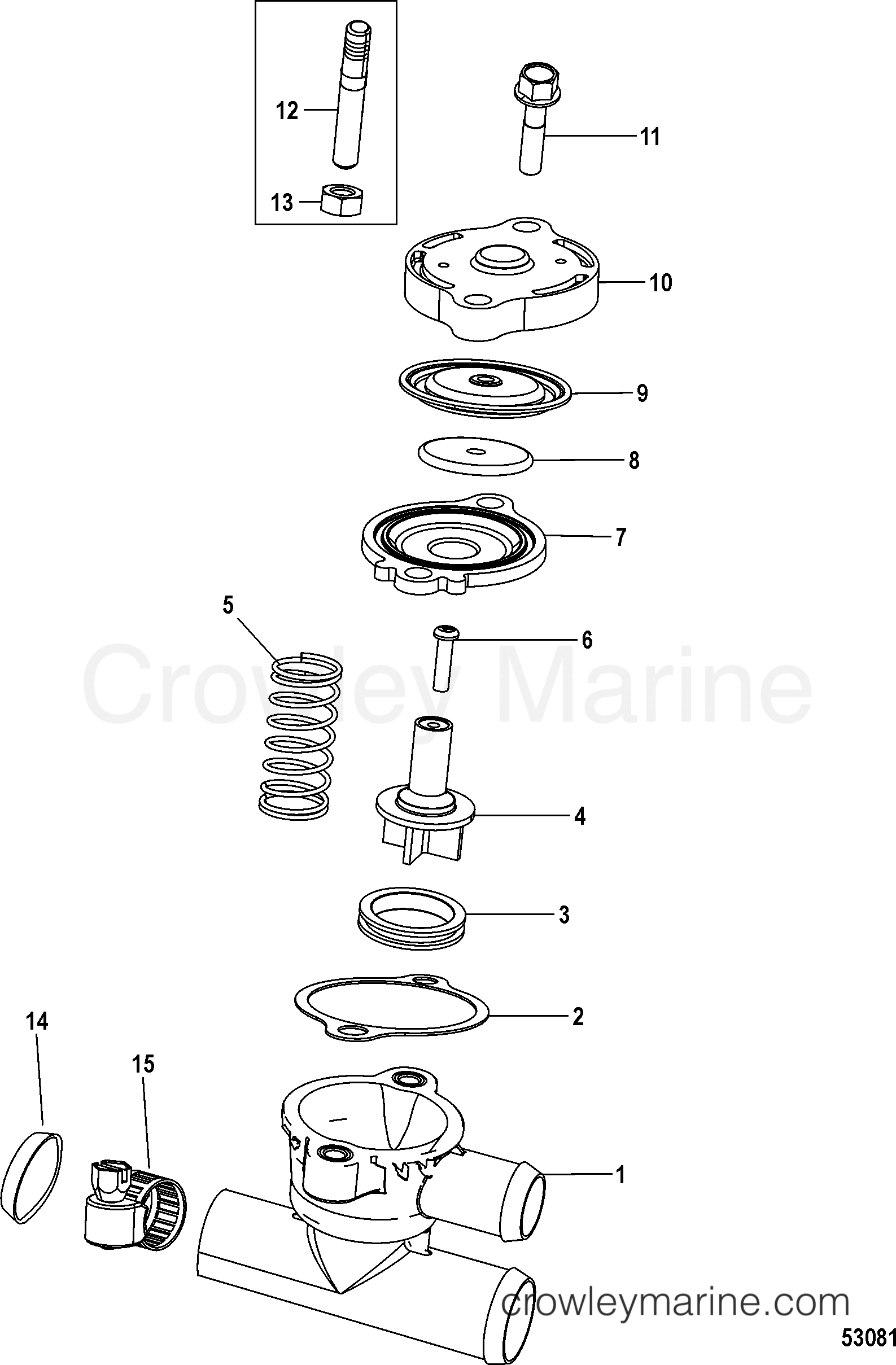 poppet valve mercury outboard parts diagram  mercury  auto
