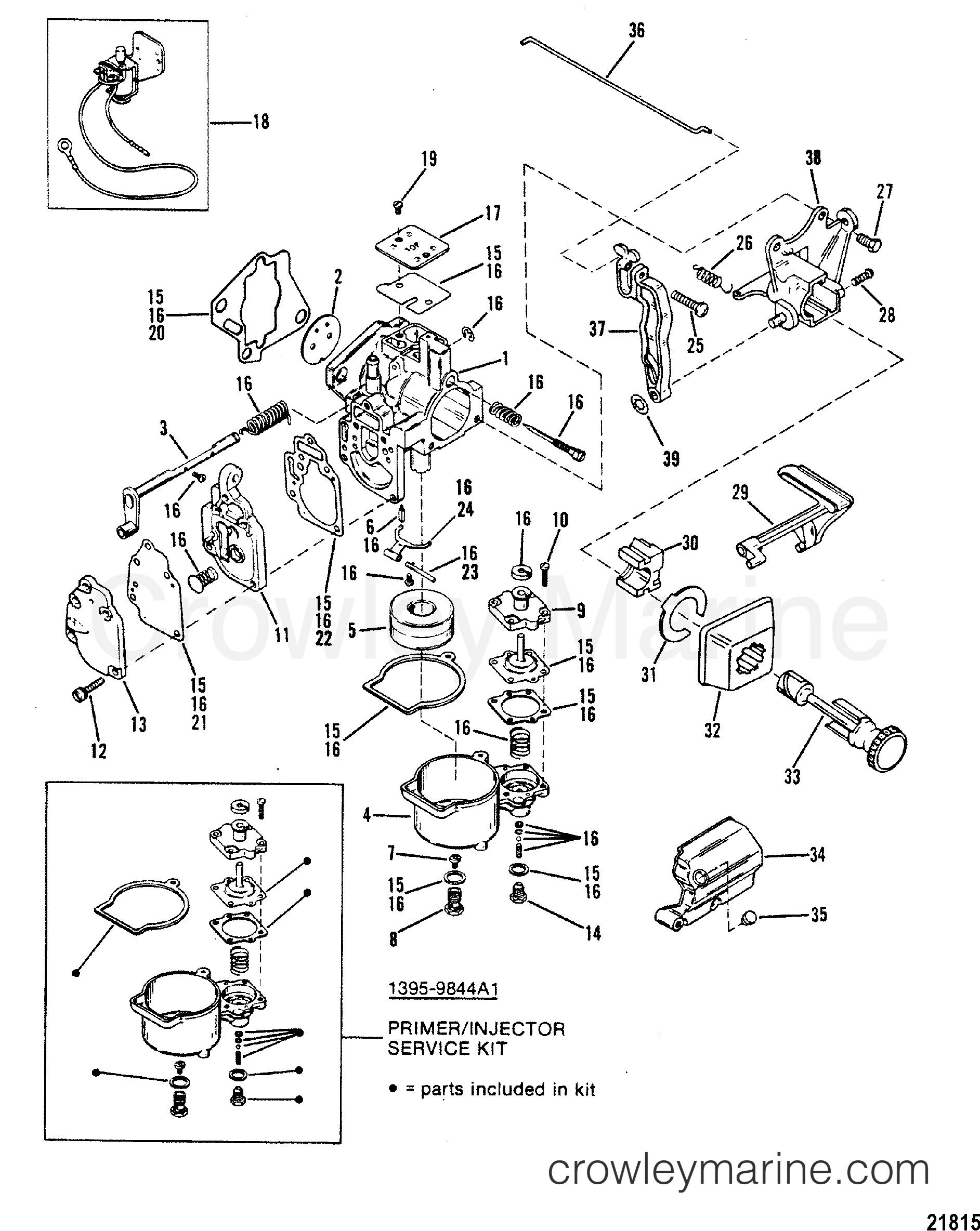 carburetor 25