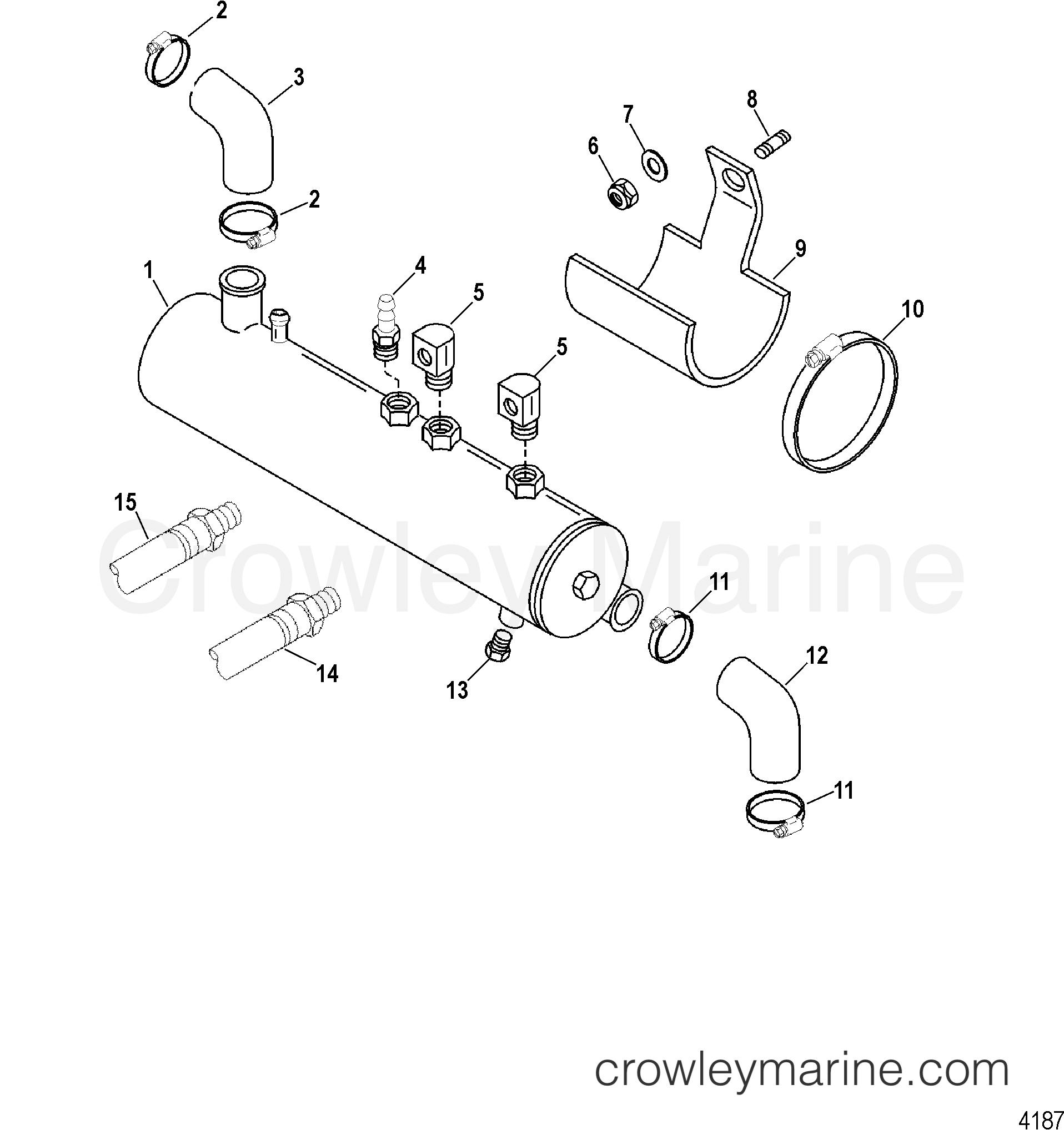 oil cooler - transmission