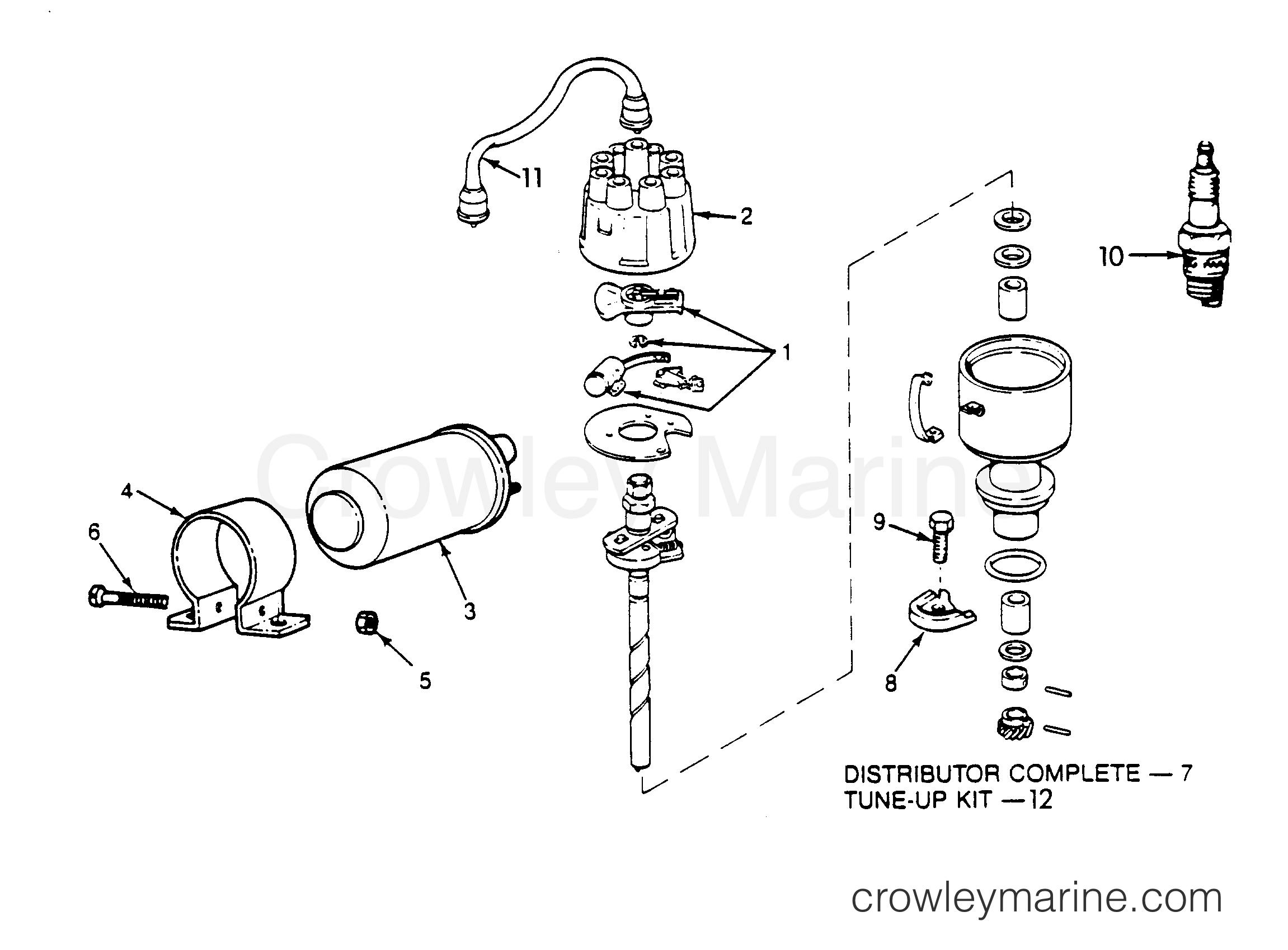 351w Marine Wiring Diagram    Wiring Diagram