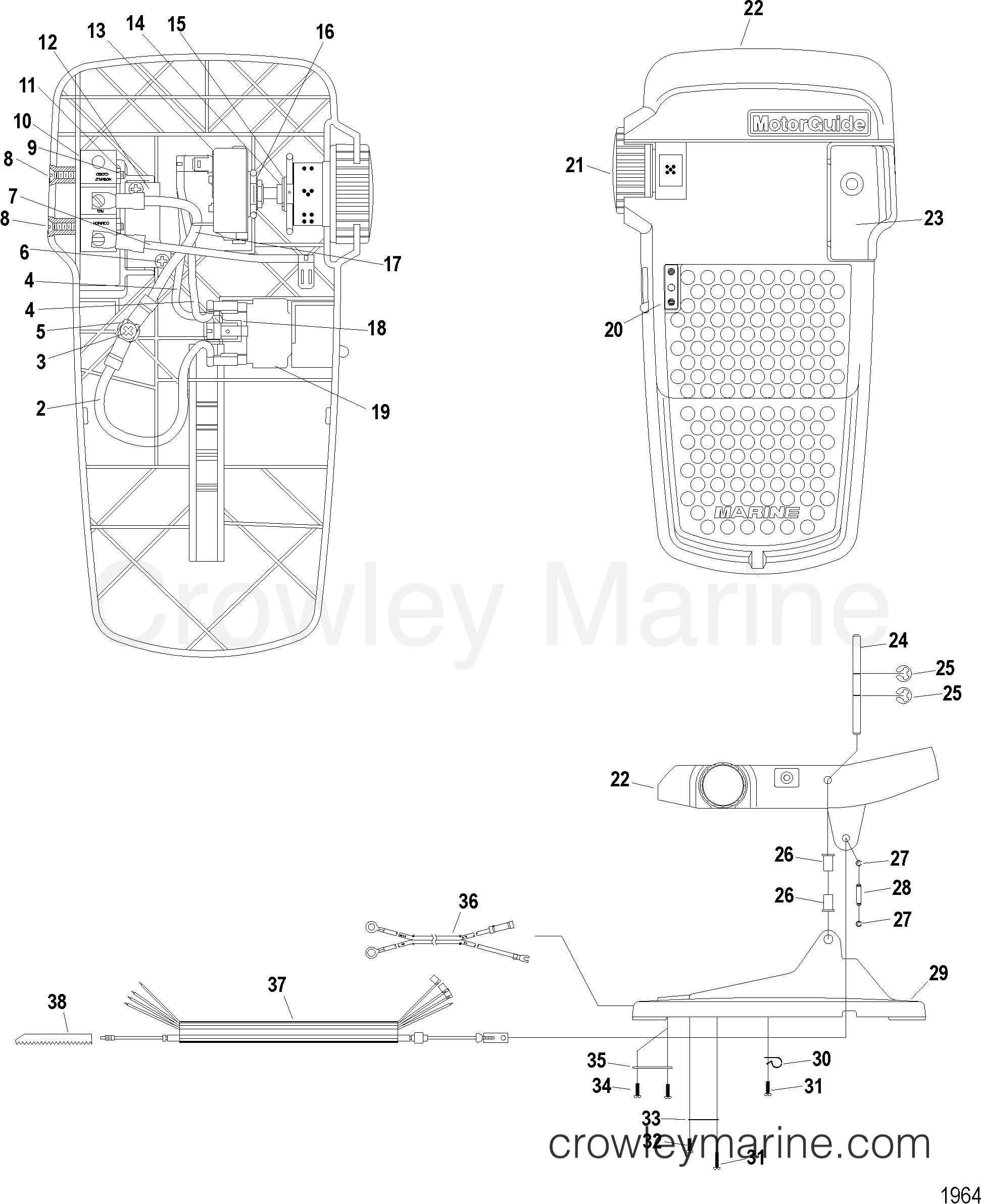 KJ3zY1KV foot pedal assembly(mlp300912) 2000 motorguide 12v [motorguide motorguide foot pedal wiring diagram at webbmarketing.co