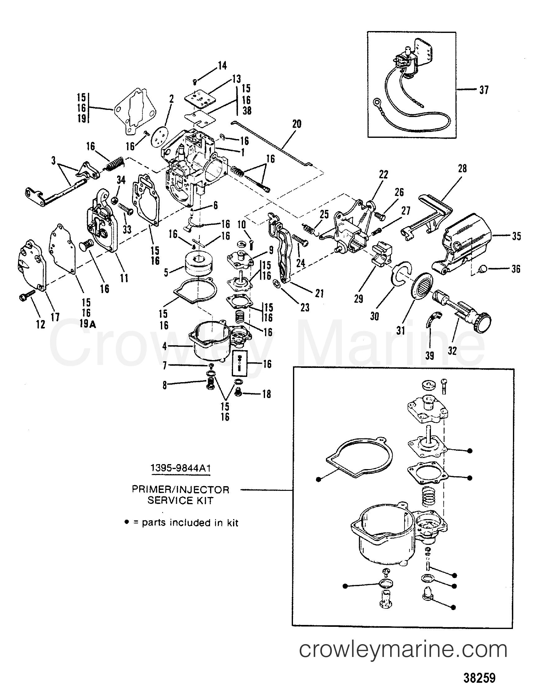carburetor   wmc 1717b17c1818a18b20  20a  20b23
