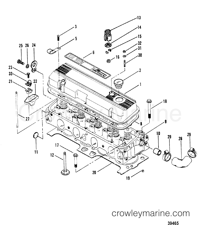 Mercruiser 5 7l V8 Draco Topaz Starter Motor Wiring Diagram Besides  Mercruiser Carburetor Inboard Engines Ponents