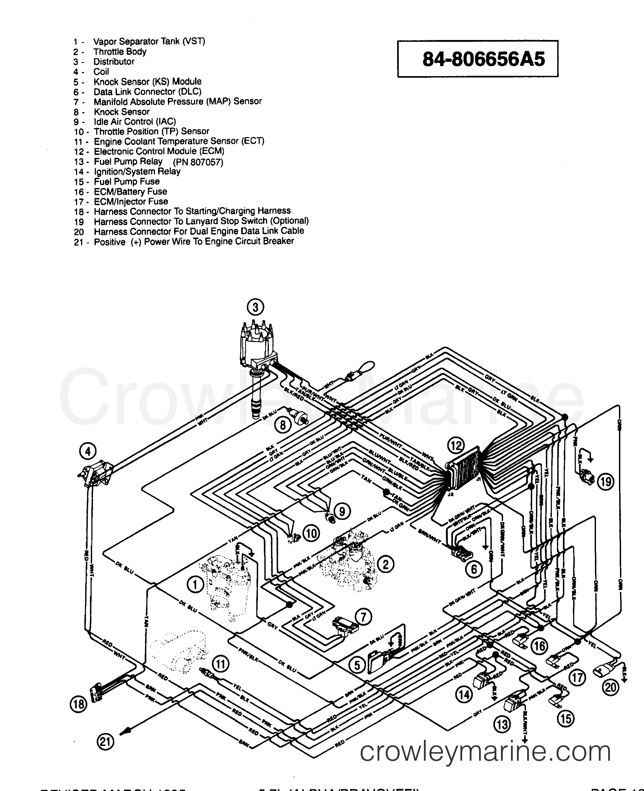 tbi wiring harness diagram 1994